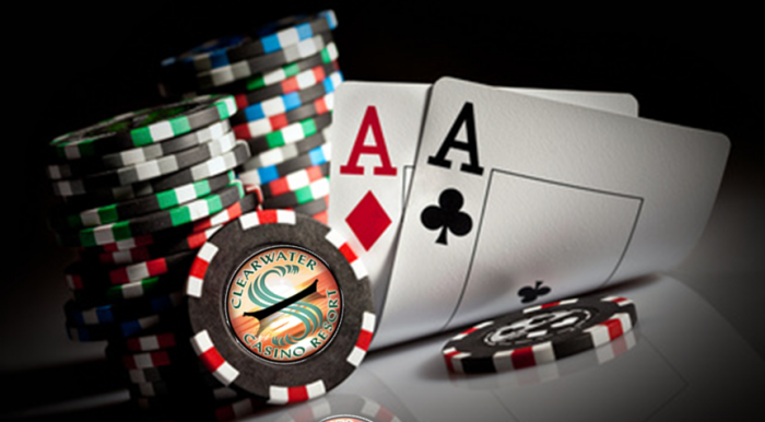 Poker Card Gambling Site